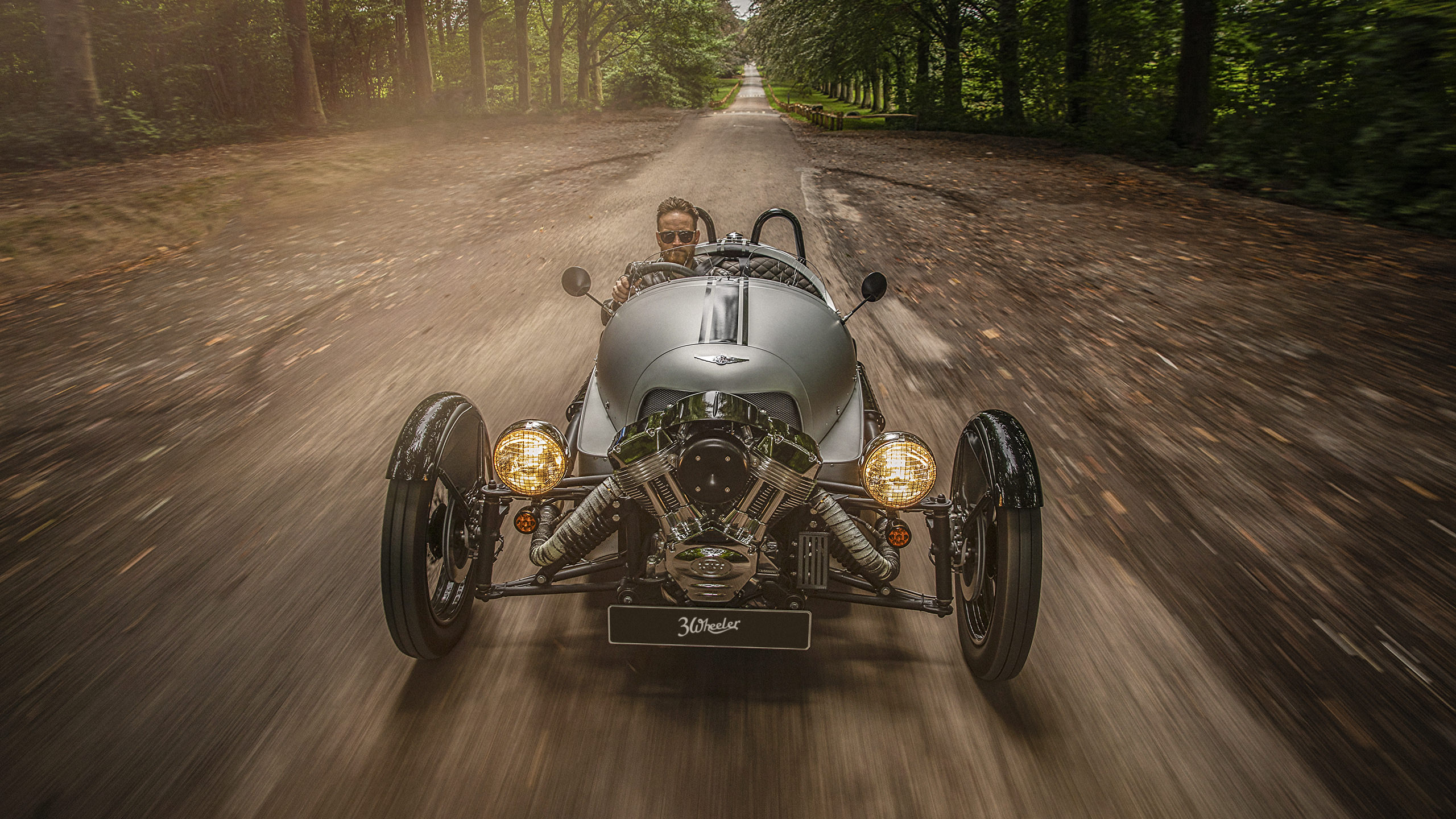 Morgan 3 Wheeler // 110th Anniversary